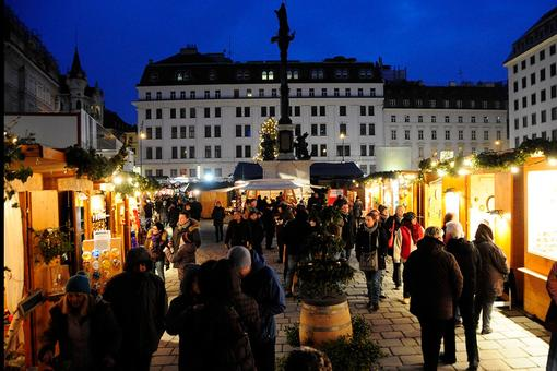 Adventmarkt Am Hof