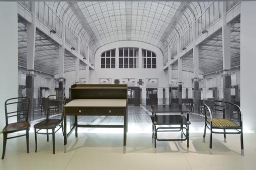 Wagner, Hoffmann, Loos And Furniture Design In Viennese Modernism. Artists,  Patrons And Producers.