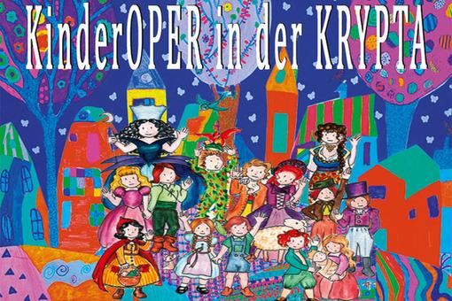 Kinderoper in der Krypta