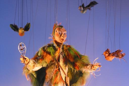 Papageno, Marionette